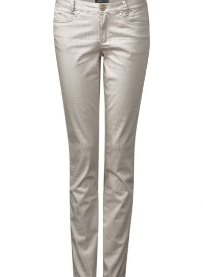 Pantalon regular fit