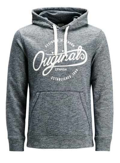 Sweat a capuche logo