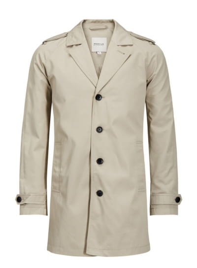 Trench beige classic